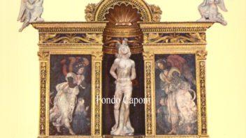 Fondo Pietro Caponi: Empoli volume II, pag. 43: opere della Pinacoteca di S. Andrea