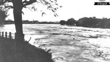 Fondo Caponi Empoli, Vol 2 pagina 31: l'alluvione '66 in città e frazioni