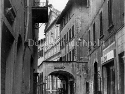 Empoli, Canto Pretorio Negli Anni '80.