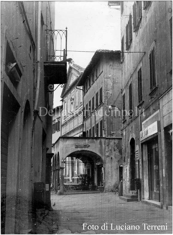 Canto Pretorio anno 80