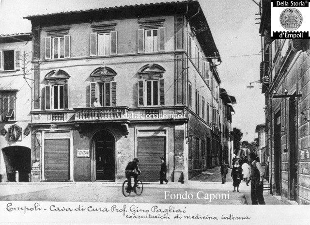 Casa di cura prof Gino Pagliai