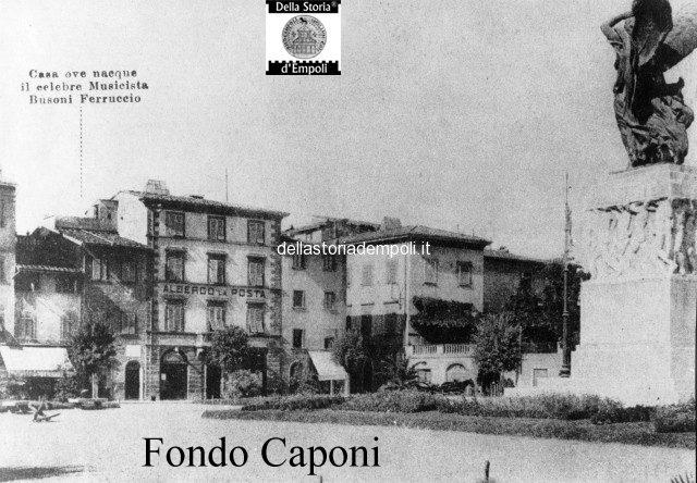 Casa natale di Ferruccio Busoni