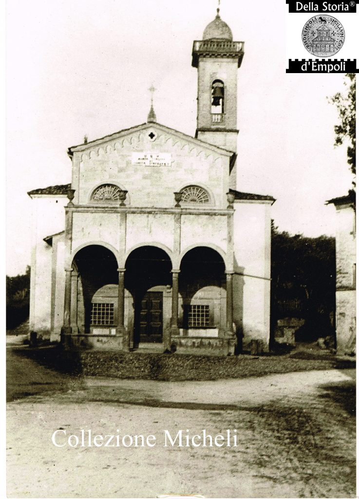 Cerreto Guidi - Chiesa Santa Liberata