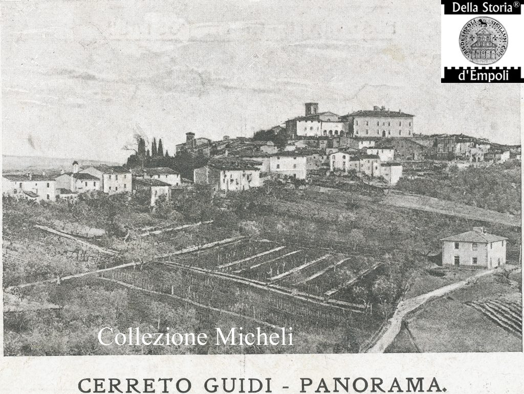 Cerreto Guidi - Panoramica 10