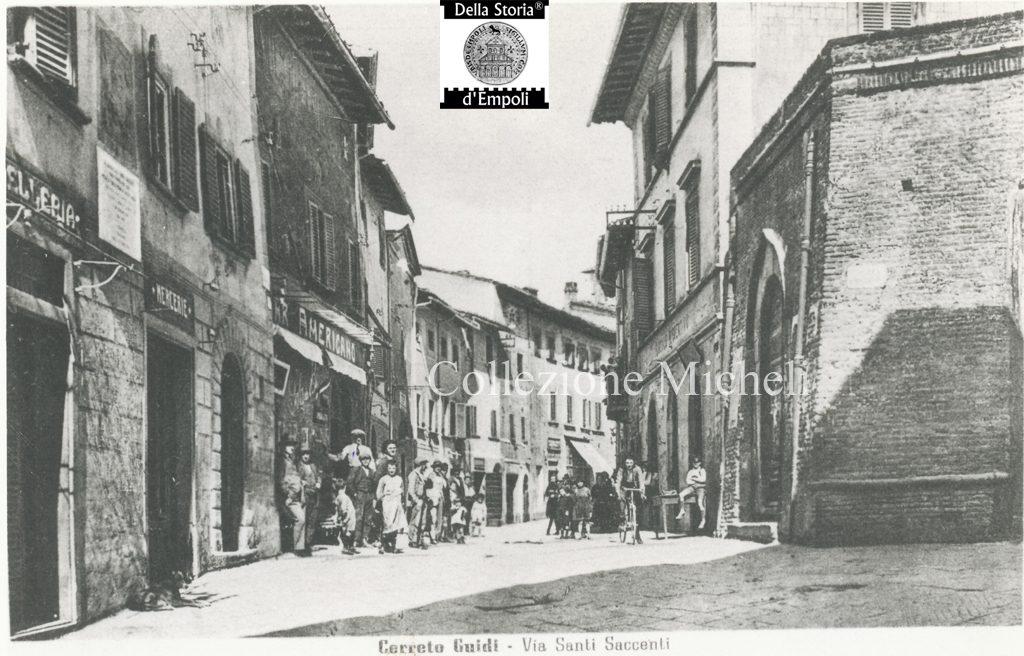 Cerreto Guidi - Via Santi Saccenti 3