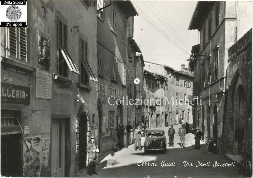 Cerreto Guidi - Via Santi Saccenti 4