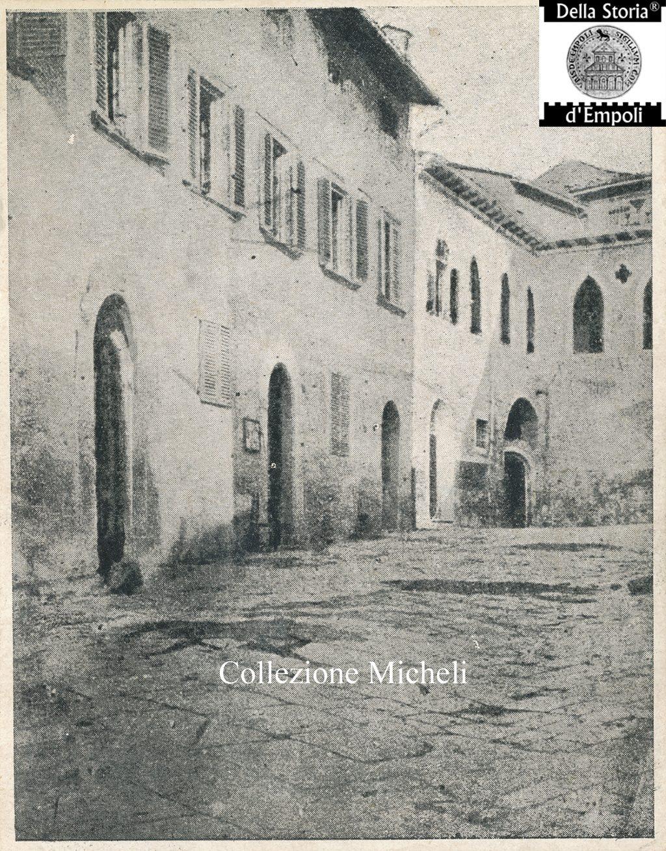 Cerreto Guidi - Via Santi Saccenti Porta al Palagio 2