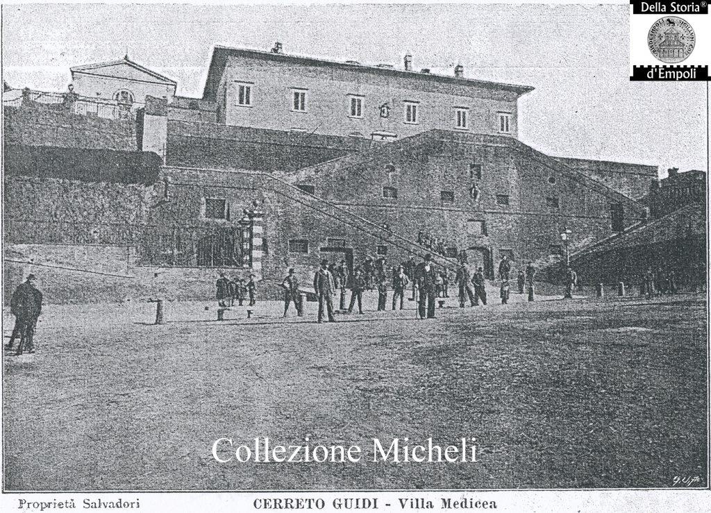 Cerreto Guidi - Villa Medicea 1