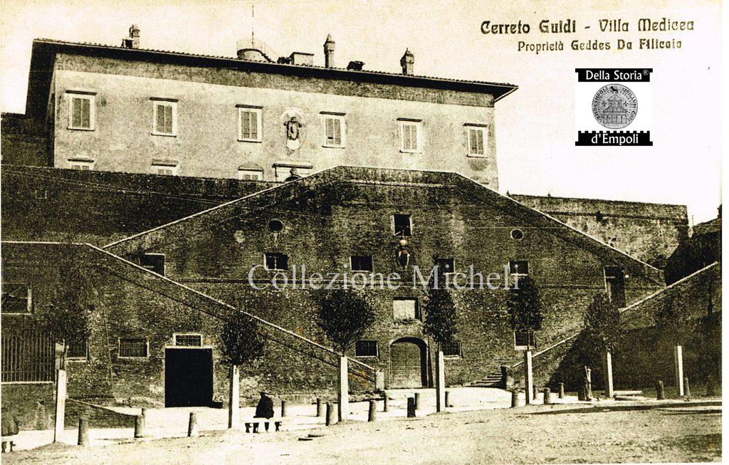 Cerreto Guidi - Villa Medicea