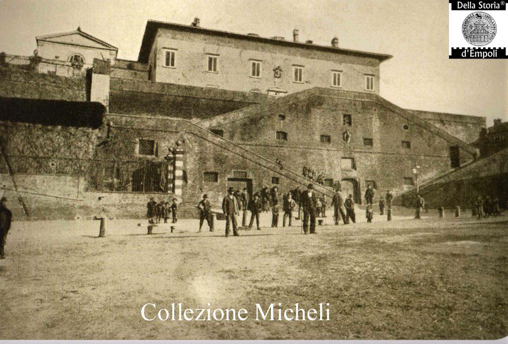 Cerreto Guidi, Foto D'epoca Della Collezione G. Micheli