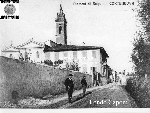 Fondo Caponi Empoli, Vol 1 Pagina 32: Alcune Chiese Extraurbane