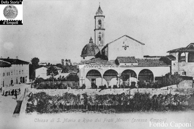 Chiesa Di Santa Maria A Ripa 2