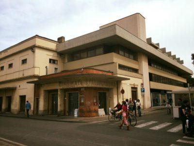 Cinema Cristallo E Sede Camera Di Commercio (entrambi Ex)