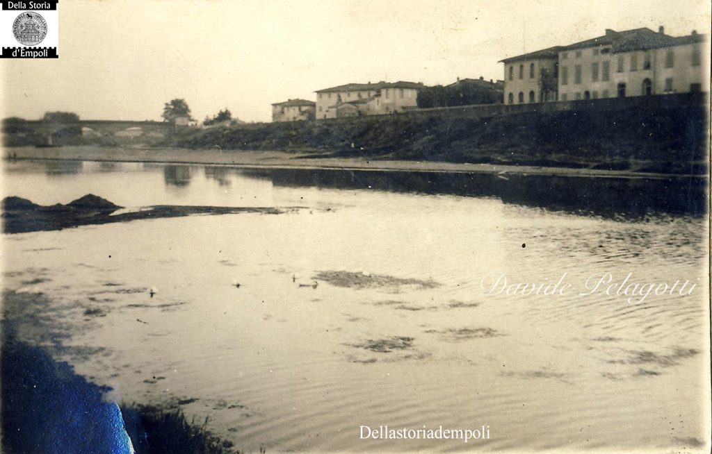 Empoli – Arno A Spicchio Da Davide Pelagotti
