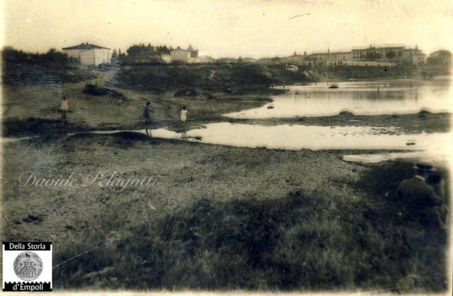 Empoli - Arno e ponte da Davide Pelagotti