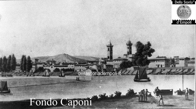 Arno nella veduta del Terreni