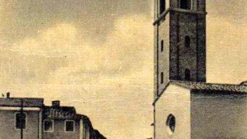 Avane, Chiesa e paese