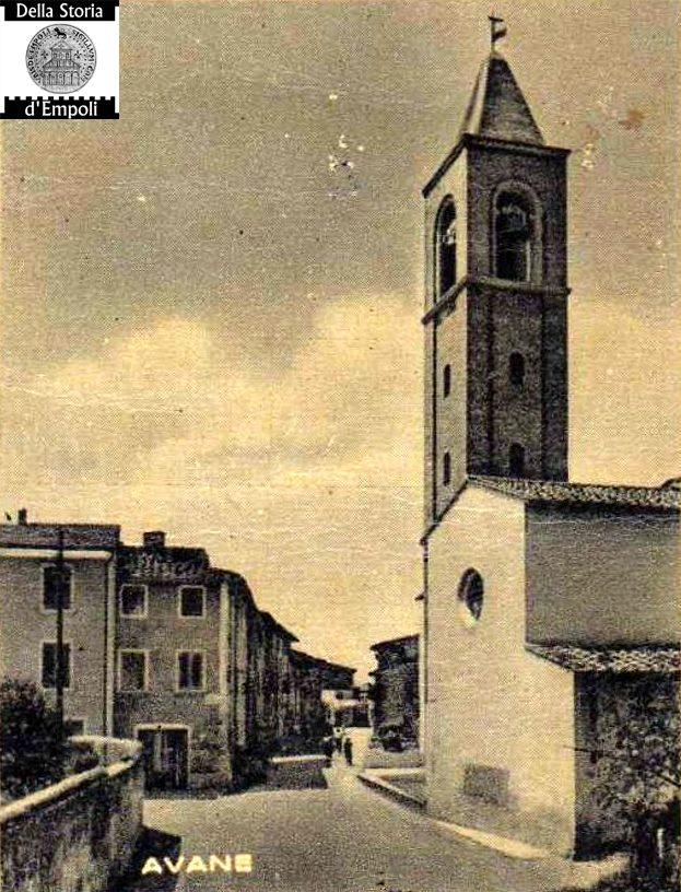 Empoli - Avane chiesa da Franco Arrighi