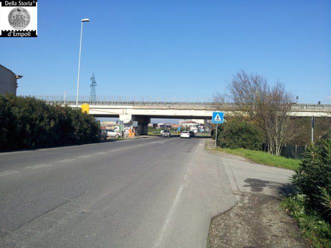 Empoli - Cavalcavia Superstrada 18-12-2014