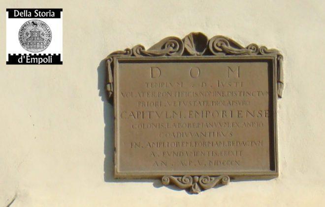 Empoli - Chiesa di San Giusto a Petroio 15-11-2011 2