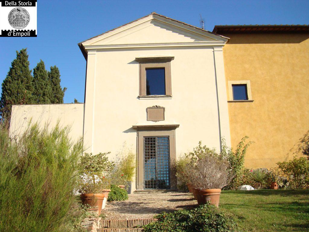 Chiesa Di San Giusto A Pretojo, Presso Corniola