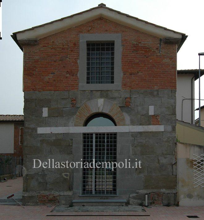 Chiesa Di Sant'Angelo O San Michele Arcangelo A Empoli Vecchio