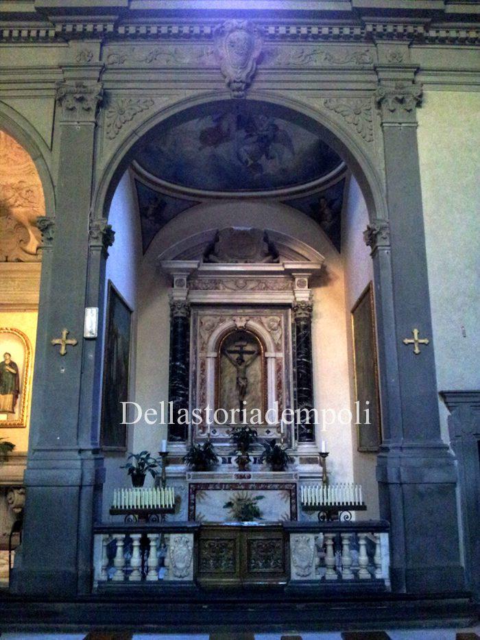 """Trascrizione Testo """"Notizie Intorno All'antica E Miracolosa Immagine Del SS Crocifisso Di Empoli 1709"""""""