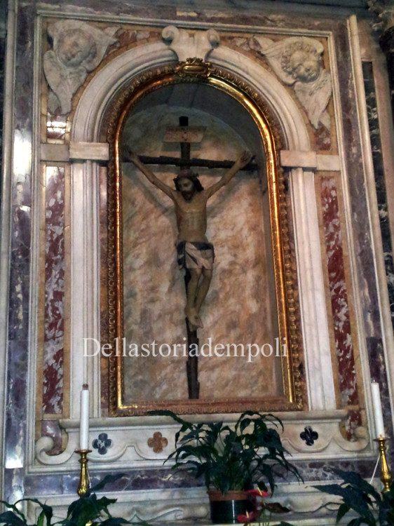 Empoli - Collegiata Cappella Ricci e SS Crocifisso (9)