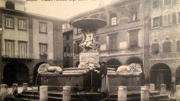 Come si prendeva l'acqua in Empoli tanti decenni fa….