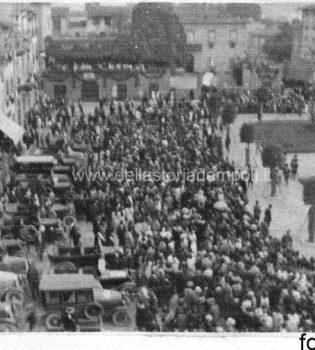 Empoli – Inaugurazione Monumento Caduti 21 Giugno 1925 10
