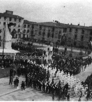 Empoli – Inaugurazione Monumento Caduti 21 Giugno 1925 11
