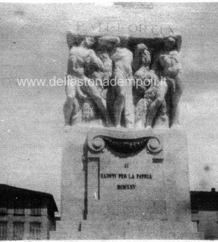Empoli – Inaugurazione Monumento Caduti 21 Giugno 1925 2