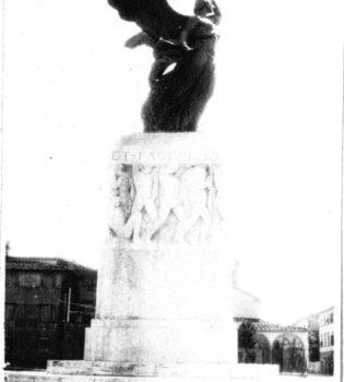 Empoli – Inaugurazione Monumento Caduti 21 Giugno 1925 3