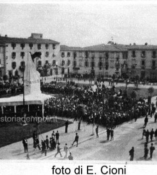 Empoli – Inaugurazione Monumento Caduti 21 Giugno 1925 9