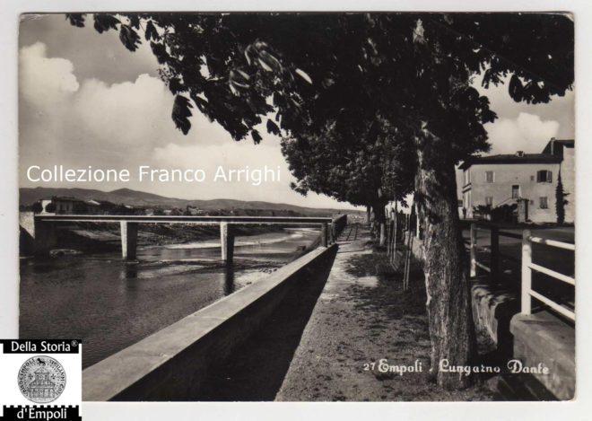 Empoli - Lungarno anni 50