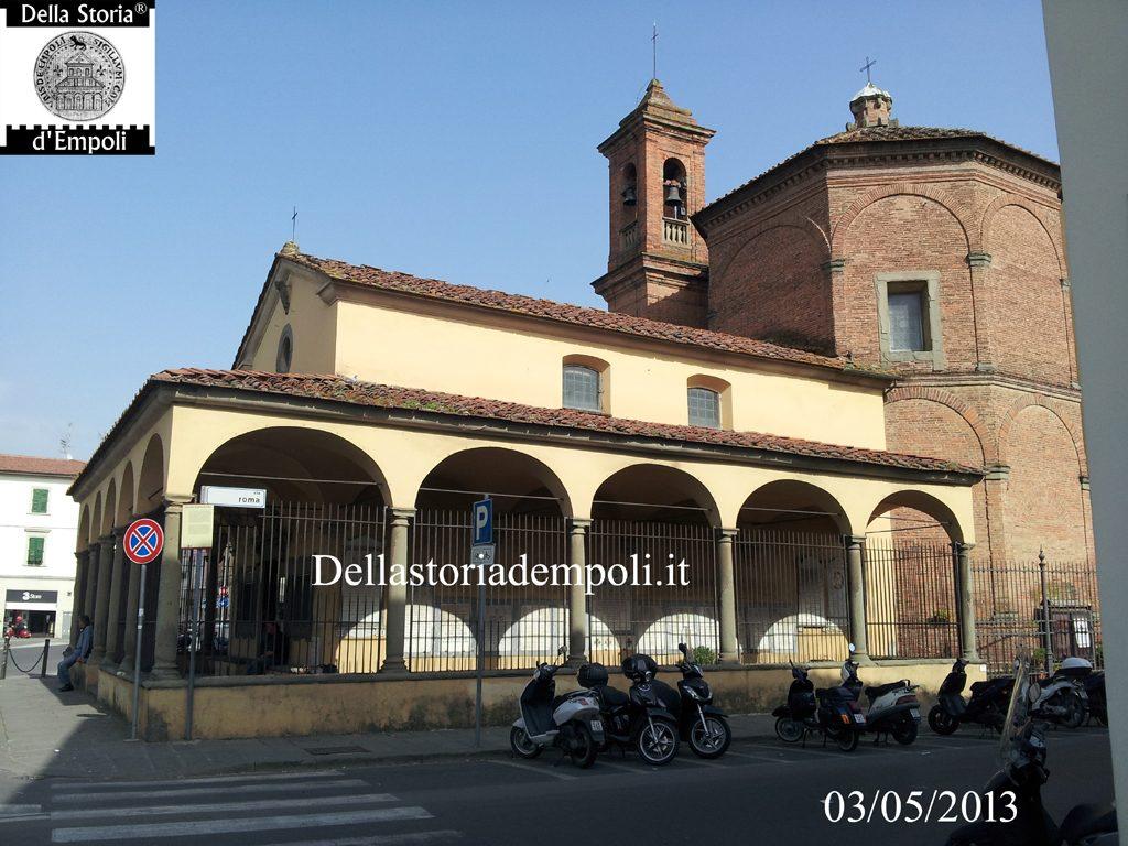 Empoli – Madonna Del Pozzo Lato  Via Roma 03 05 2013