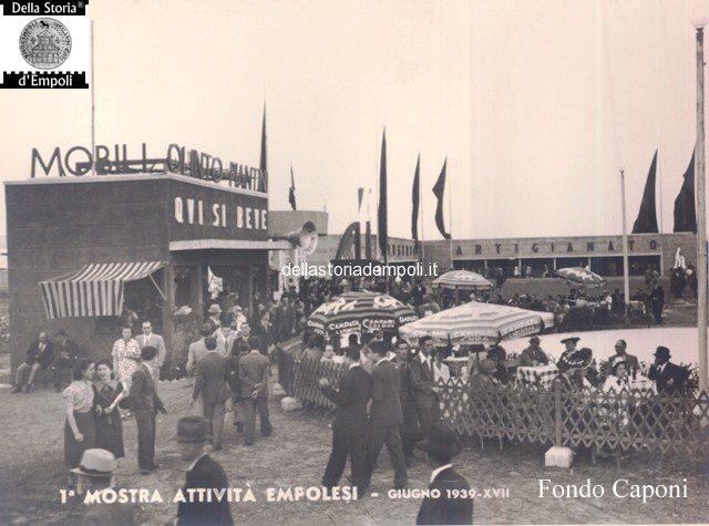 Empoli – Mostra attività empolesi allo stadio Martelli
