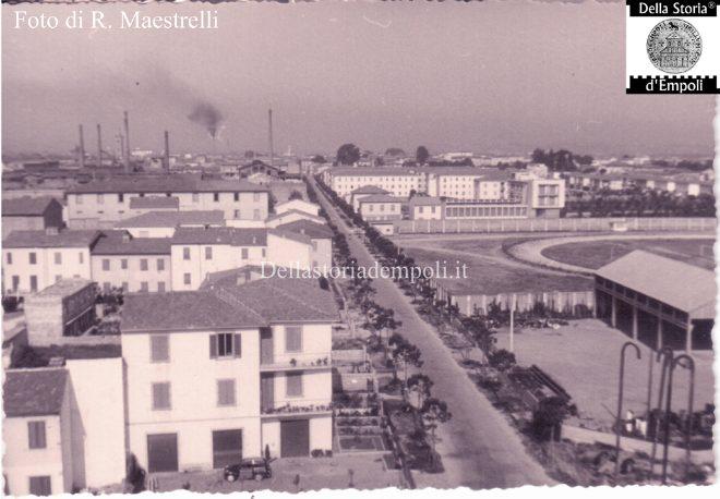 Foto 3 - Via Masini e Stadio Vecchio (verso ovest)