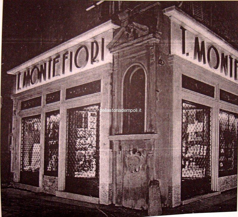 Empoli - Negozio Montefiori anni 30