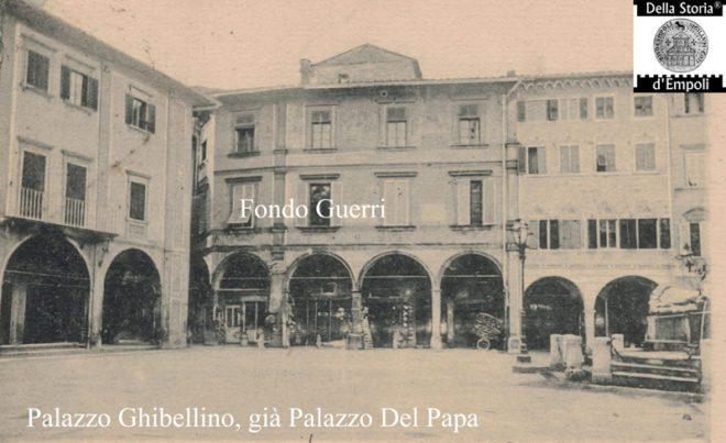 Palazzo Ghibellino già Palazzo Del Papa