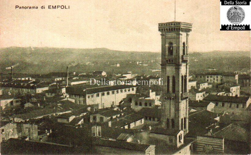 Veduta Settentrionale Del Campanile Di S. Agostino