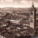 Dalla Collezione Di Franco Arrighi…Campanile Della Collegiata Scattato Da Quello Di S. Agostino