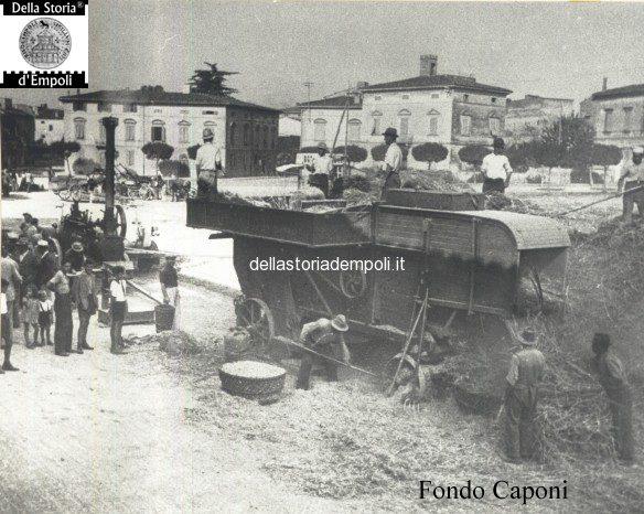 Empoli – Piaggione battaglia del grano 3