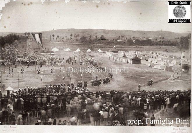Empoli - Piaggione cavalleria 1