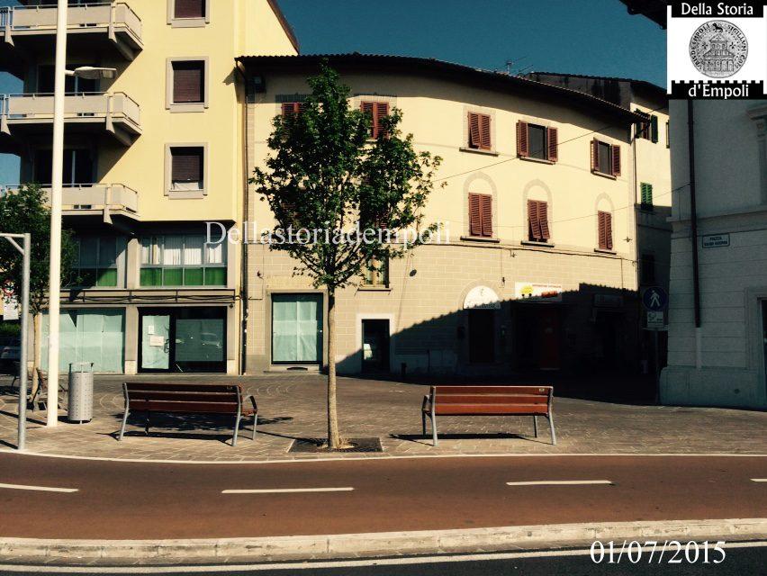 Empoli – Piazza Guido Guerra 01 07 2015