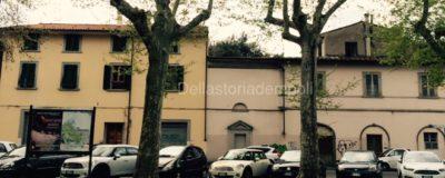 Empoli – Piazza Matteotti cappella SS Luigi e Filippo x cappella Lami