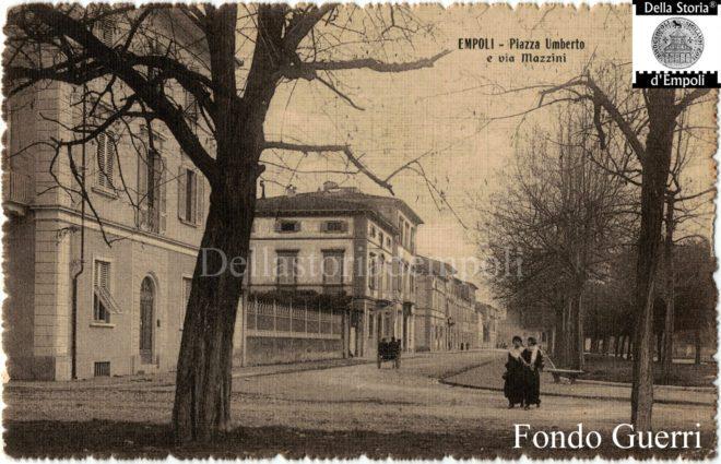 Empoli - Piazza Matteotti e Via Mazzini