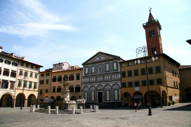 Empoli - Piazza dei Leoni 2007-06-04