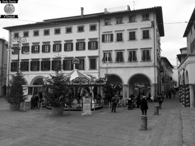 Empoli Piazza dei Leoni Natale 2015
