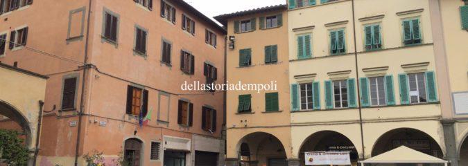 Empoli - Piazza dei Leoni Palazzo Pretorio e Canto Pretorio 04-04-2015